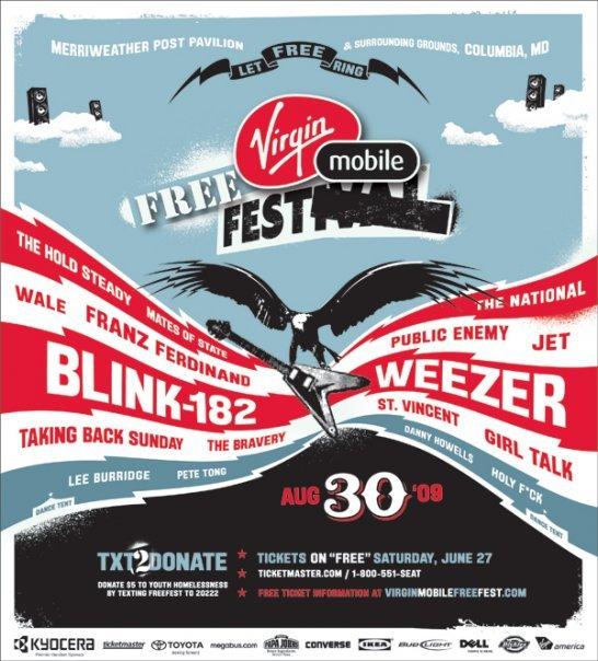 Virgin Mobile Festival 2009