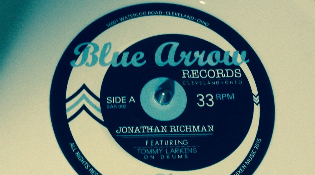 Blue Arrow Records